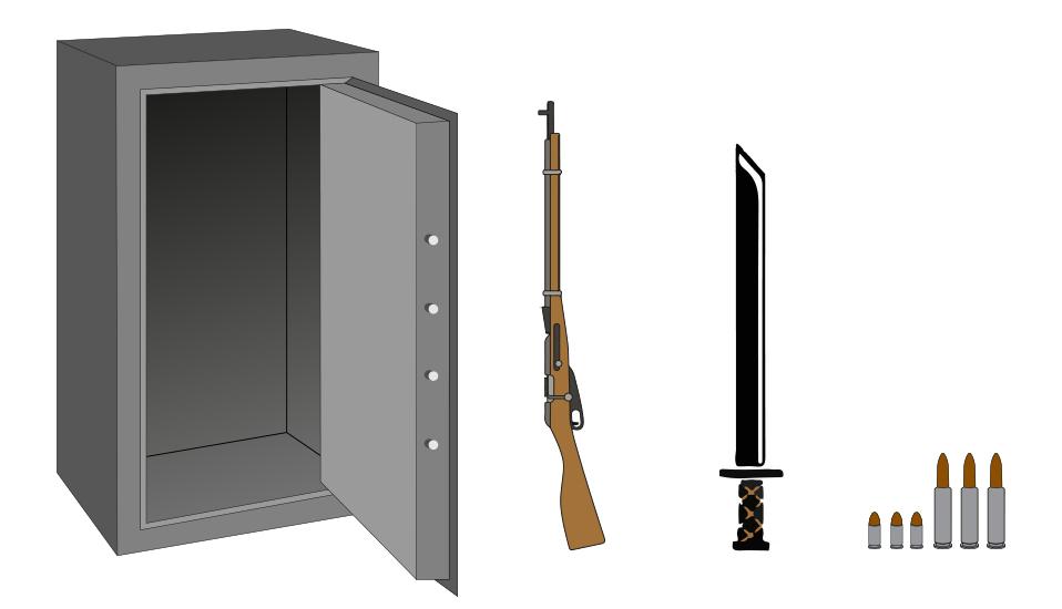 Aktuelle Regelungen für erlaubnisfreie Waffen