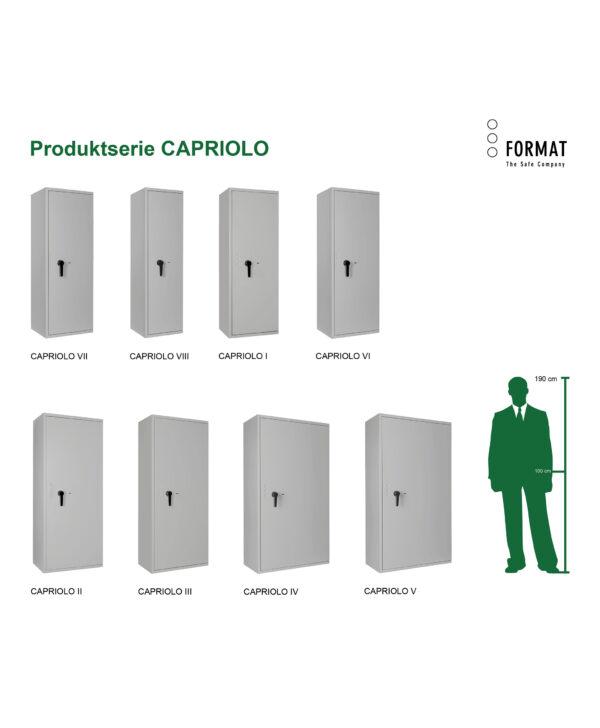 CAPRIOLO-Grad-I-Produktübersicht