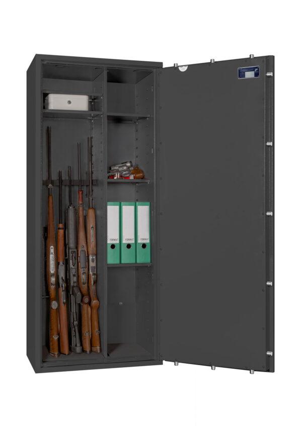 Waffenschrank Corvino 4007, Widerstandsgrad 0 nach EN 1143-1