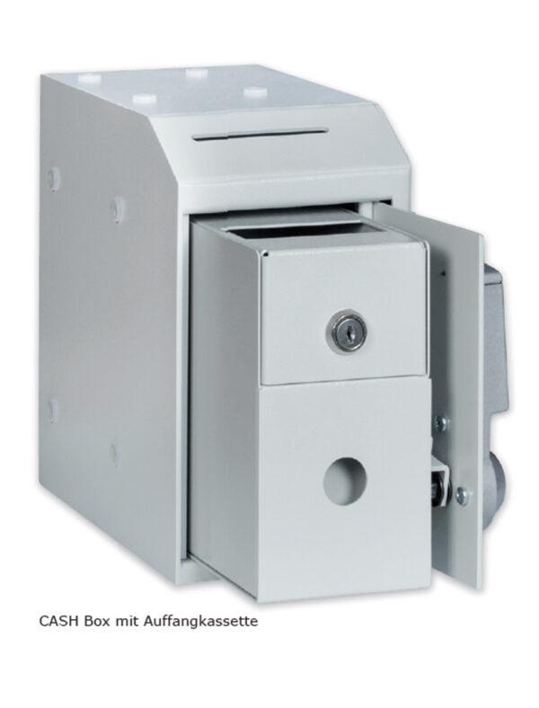 Depositschrank Cash Box mit Einsatz