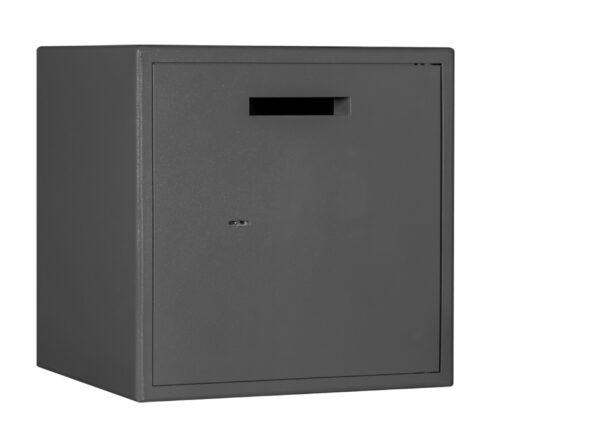 Deposit-/Möbeleinsatz-Stahlschrank F2 Einwurfschlitz Sicherheitsstufe A
