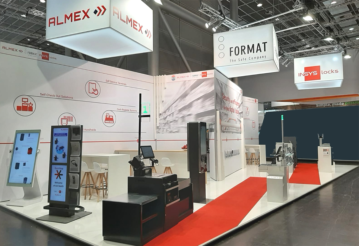 FORMAT Messestand