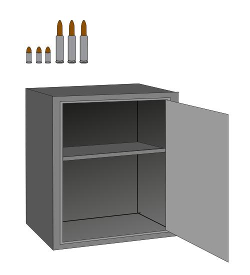 MunitionStahlblech