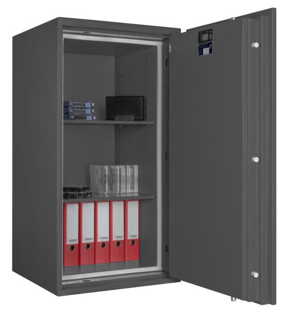 Brandschutzschrank Office Data Star 240, Sicherheitsstufe S2 nach EN 14450