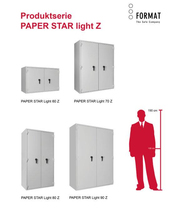 PAPER-STAR-Light-Z-Produktübersicht