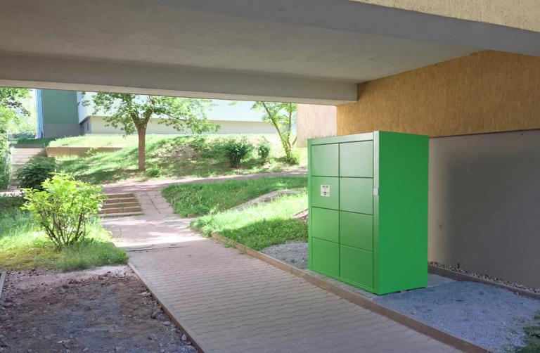 Paketboxen & Abholstationen