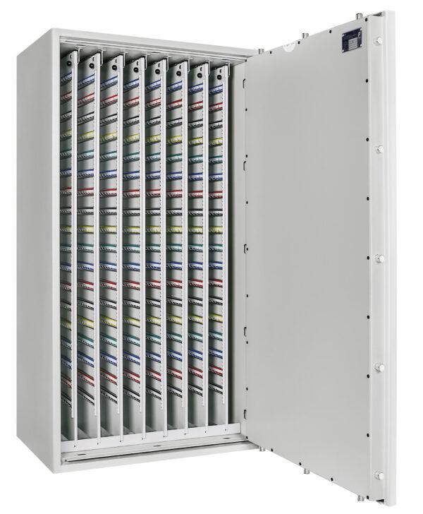 Wertschutz-Schlüsseltresor STL-2880, Widerstandsgrad 0 oder I nach EN 1143-1