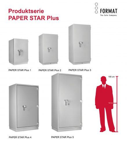 SERIE PAPER STAR Plus