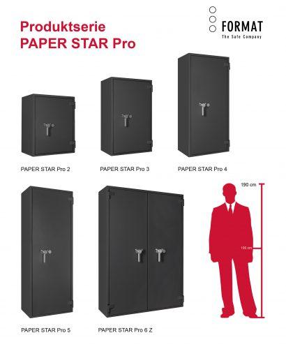 SERIE PAPER STAR Pro