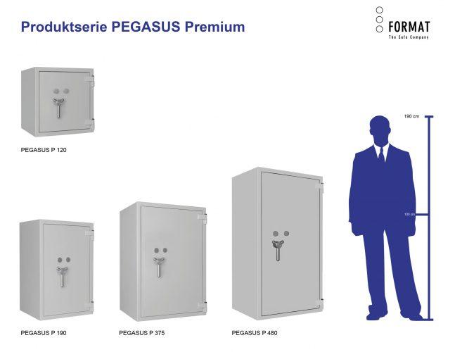 Serie PEGASUS Premium
