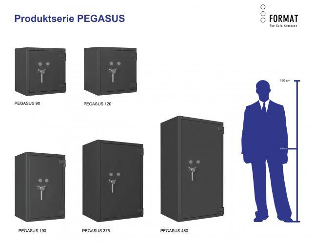 Serie PEGASUS