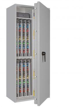 Schlüsselschrank STC-3-896-Kombi, Widerstandsgrad I nach EN 1143-1