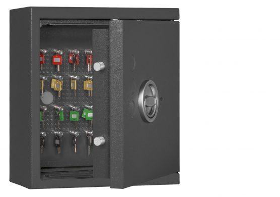 Schlüsselschrank STL 24, Widerstandsgrad 0 nach EN 1143-1
