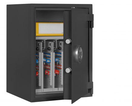 Schlüssel- und Sicherheitsschrank STM 3 128 Kombi Sicherheitsstufe S1
